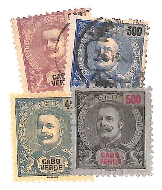 1898-1903 Cape Verde