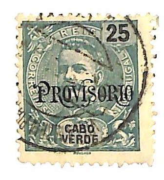 1902 Cape Verde
