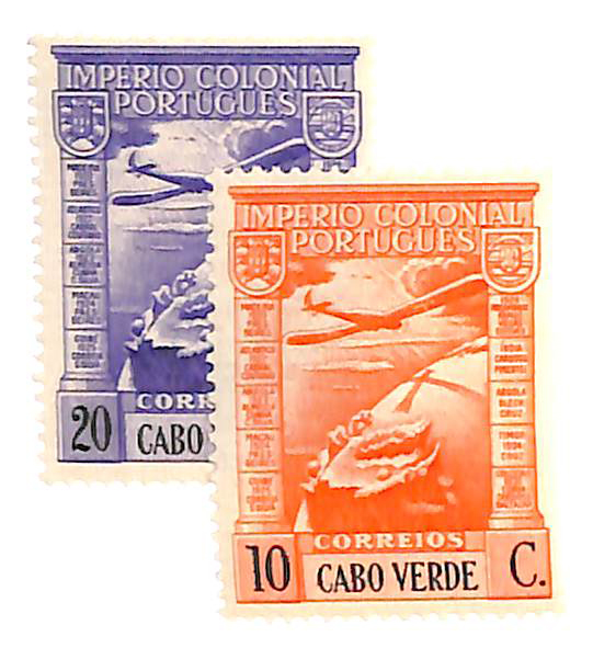 1938 Cape Verde