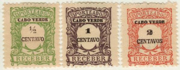 1921 Cape Verde