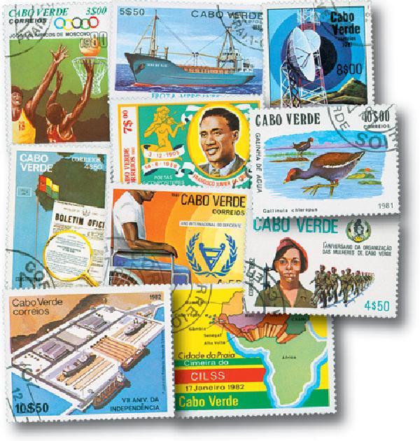 Cape Verde, 50v