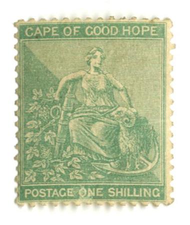 1864 Cape of Good Hope