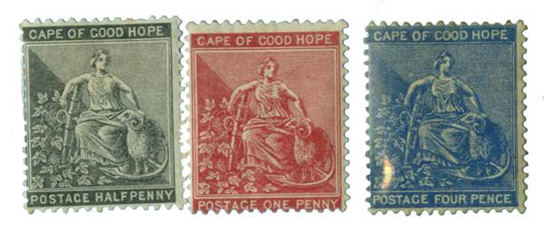 1872-76 Cape of Good Hope