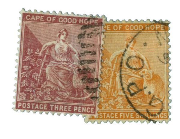 1871-80 Cape of Good Hope