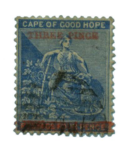 1879 Cape of Good Hope