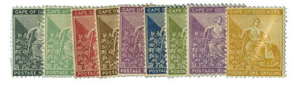 1886-98 Cape of Good Hope