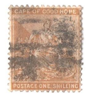 1896 Cape of Good Hope