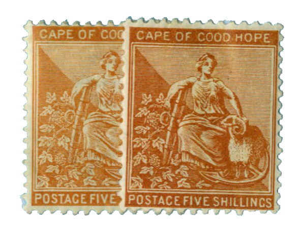 1887-96 Cape of Good Hope