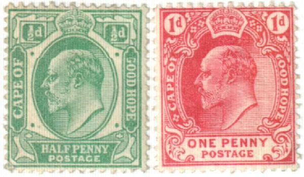 1902 Cape of Good Hope