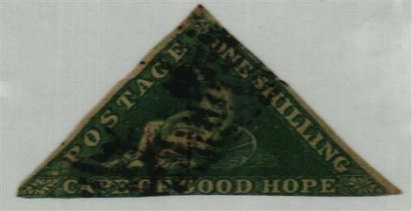 1858 Cape of Good Hope
