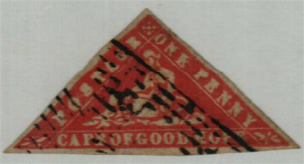 1861 Cape of Good Hope