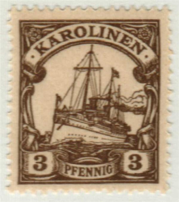 1901 Caroline Islands