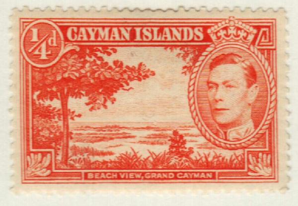 1938 Cayman Islands