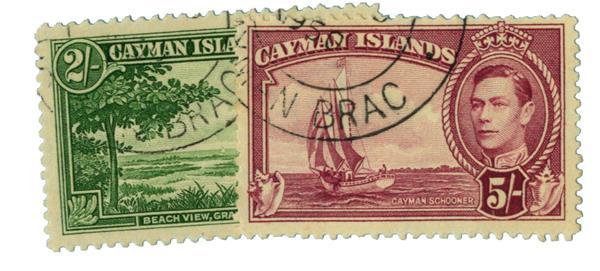 1938 Cayman Islands