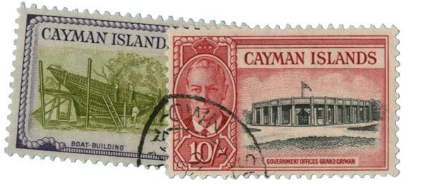 1950 Cayman Islands