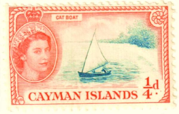 1955 Cayman Islands