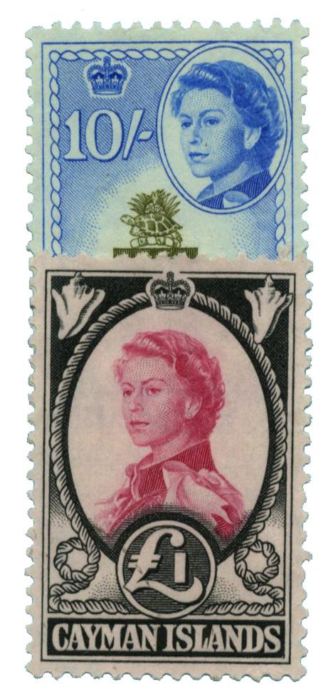 1962 Cayman Islands
