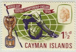 1966 Cayman Islands