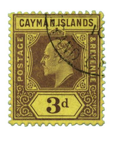 1907 Cayman Islands