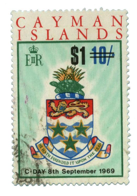 1969 Cayman Islands