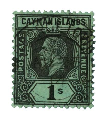 1913 Cayman Islands