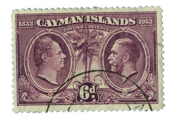 1932 Cayman Islands