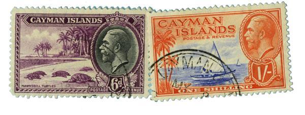 1936 Cayman Islands