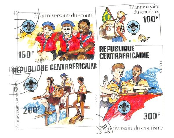 1982 Central African Republic