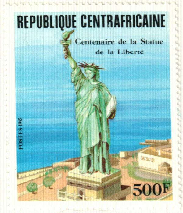 1985 Central African Republic