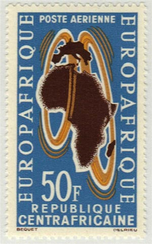 1963 Central African Republic