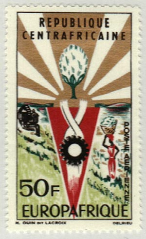 1965 Central African Republic