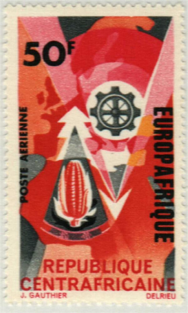 1966 Central African Republic