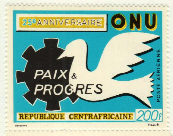 1970 Central African Republic