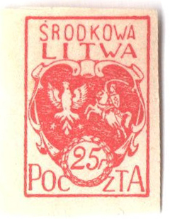 1920 Central Lithuania