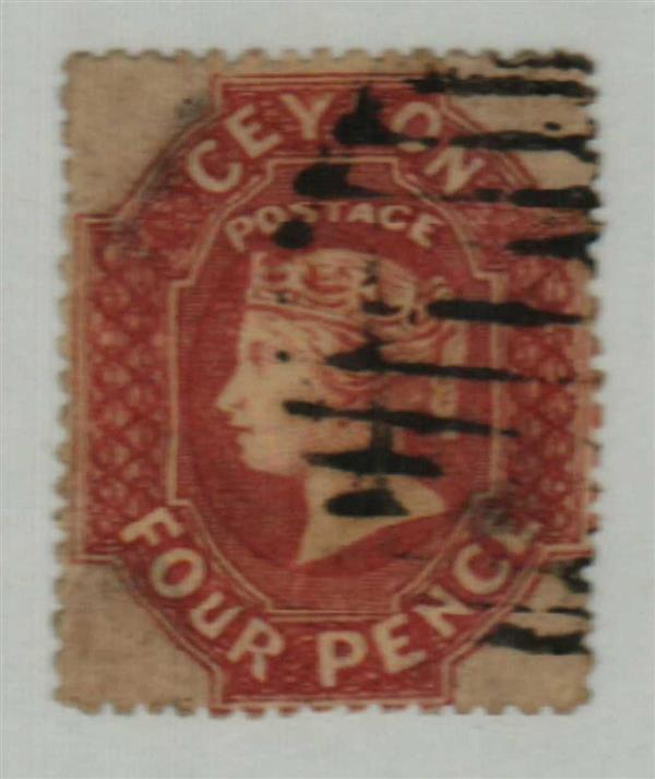 1861 Ceylon