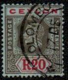 1912 Ceylon