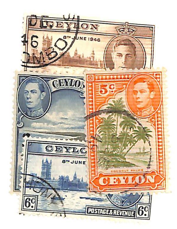 1941-47 Ceylon