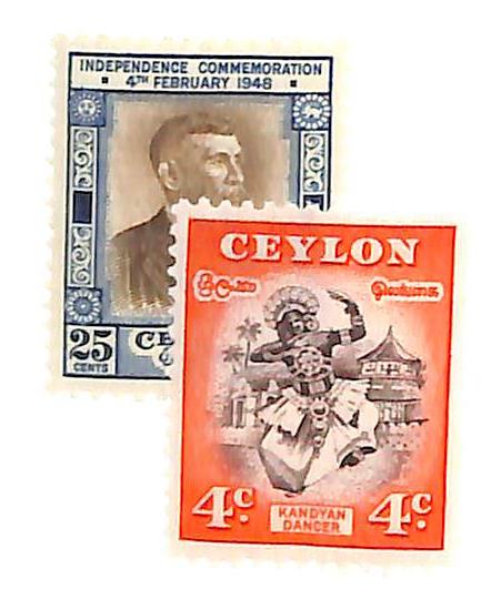 1949-50 Ceylon