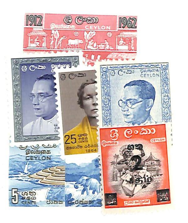 1963-64 Ceylon
