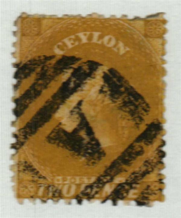 1863 Ceylon