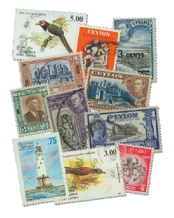 Ceylon and Sri Lanka, 200v
