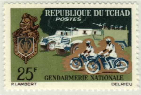 1965 Chad