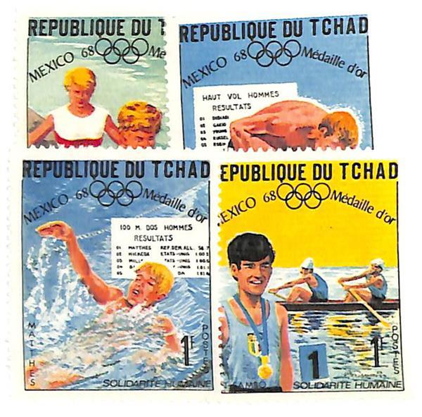 1969 Chad
