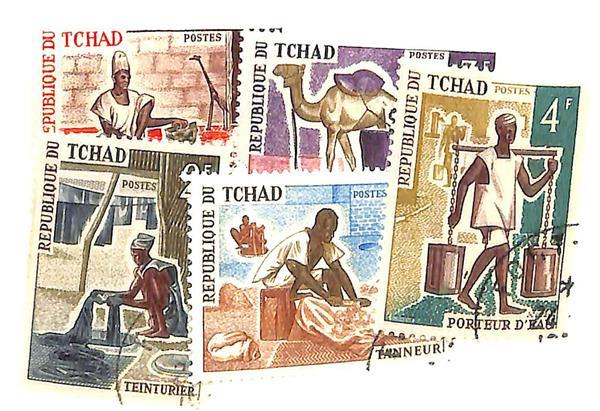 1970 Chad