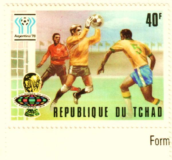 1977 Chad