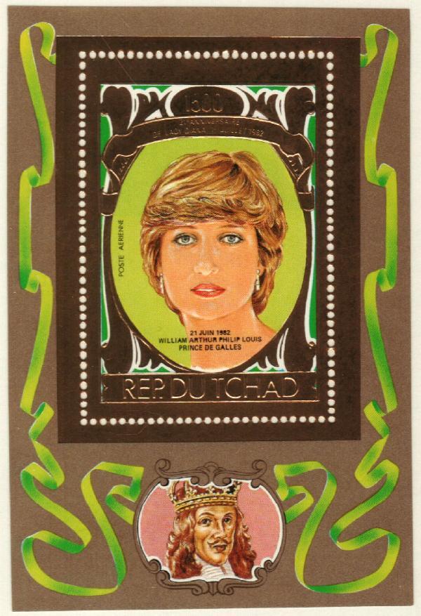 1982 Chad