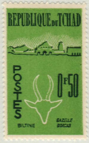 1962 Chad