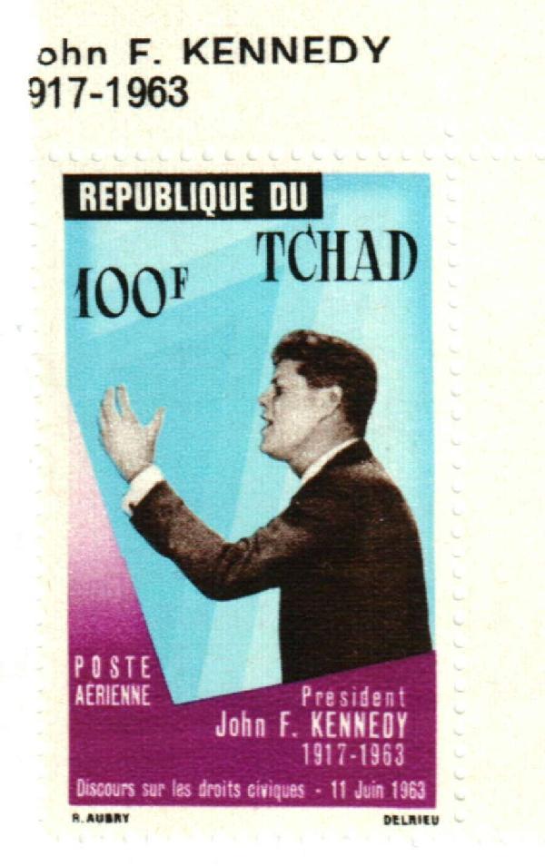 1964 Chad