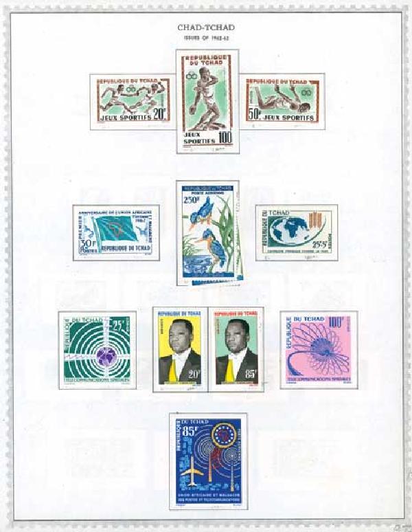 1924-72 Chad
