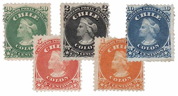 1867 Chile